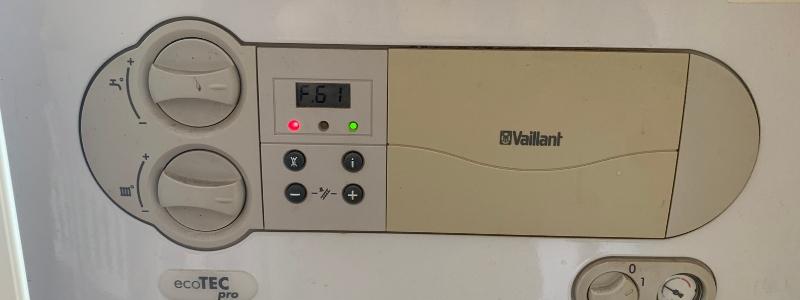 Как устранить ошибку f36 на газовом котле vaillant (вайлант)