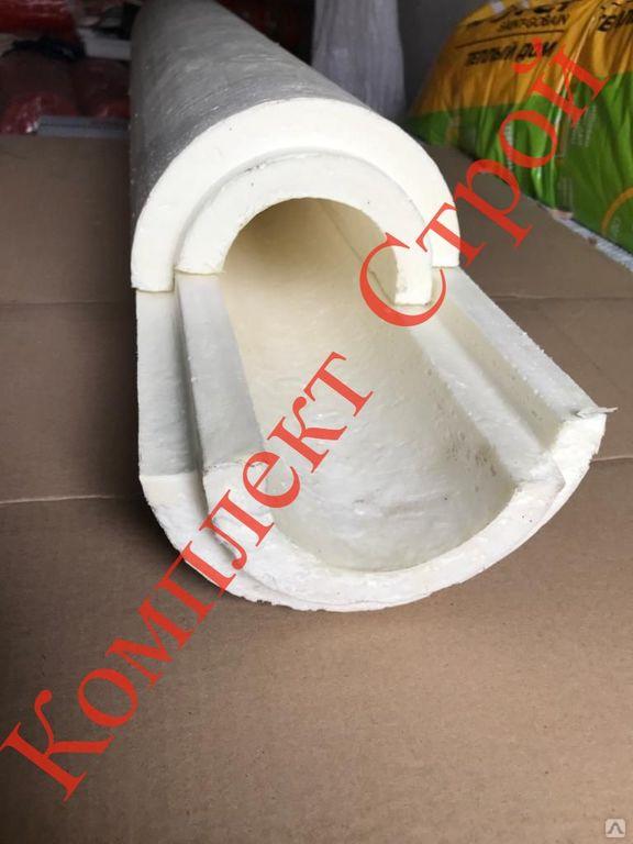 Преимущества скорлупы из пенопласта для утепления труб