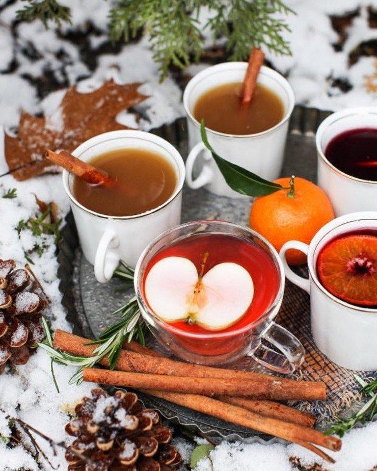 Зимой согревает горячий шоколад. но есть секреты, которые делают напиток еще вкуснее