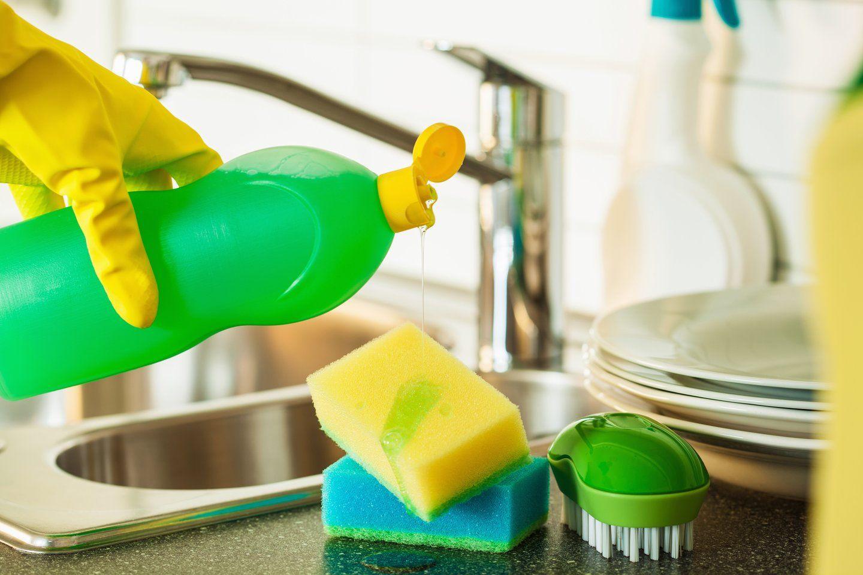 Как легко и быстро вымыть всю посуду?