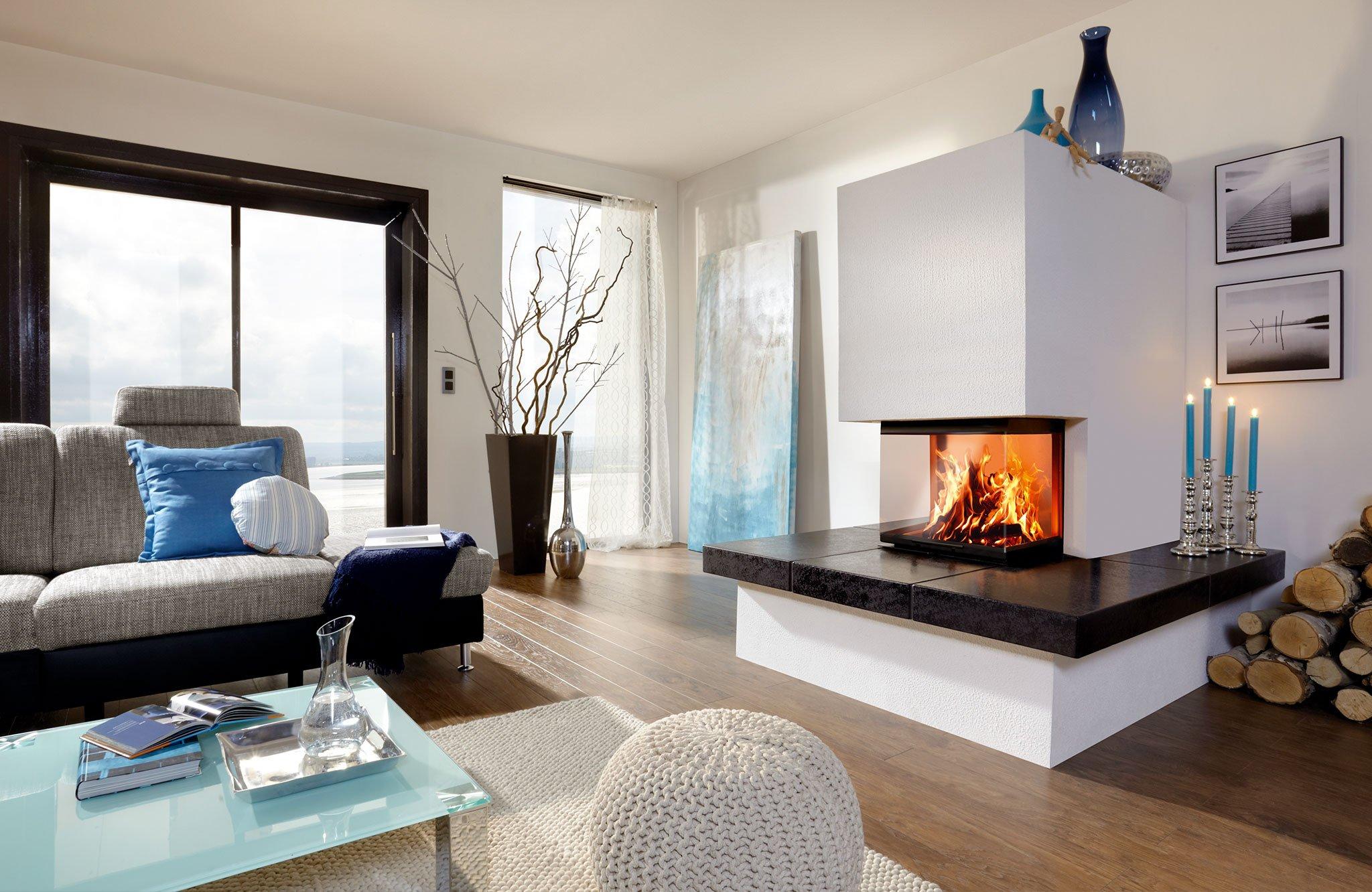 Электрокамин в интерьере +70 фото в дизайне гостиной