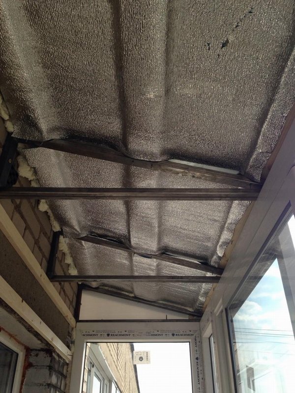 Как утеплить балкон своими руками. создание каркаса. формирование стен. остекление. утепление бетонных плит