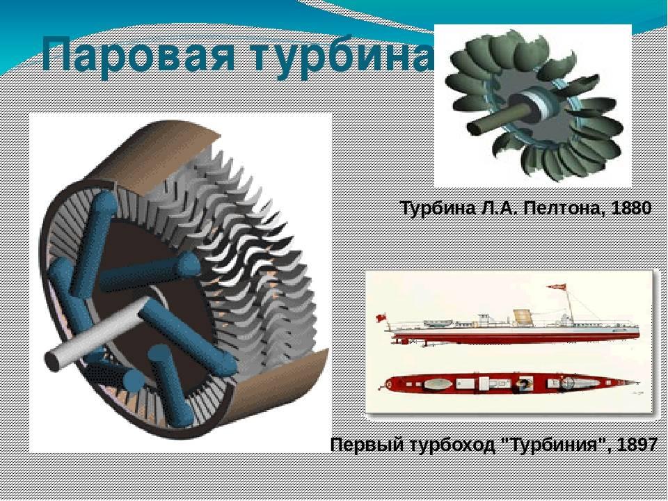 Паровая турбина: принцип работы 3 разновидностей агрегата
