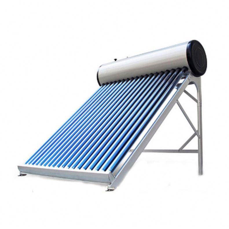 Солнечные водонагреватели - лучшее отопление