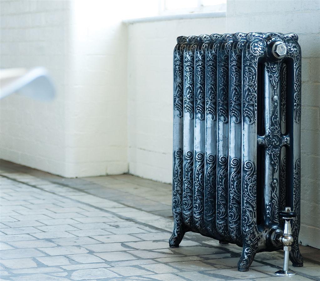 Чугунные ретро радиаторы – роскошные дизайнерские батареи под старину