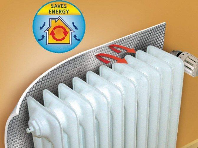 Разновидности теплоотражающих экранов и их преимущества - отопление и утепление - сайт о тепле в вашем доме