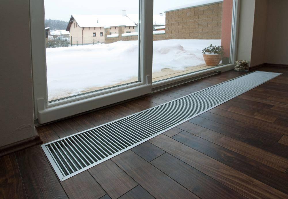 Отопление дома без радиаторов: достаточно ли теплого пола?