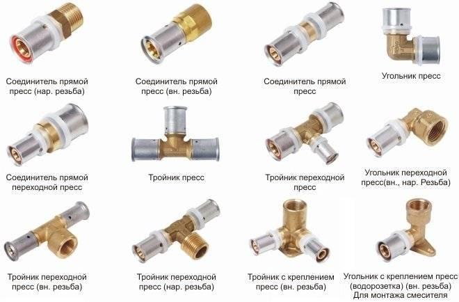 Инструкция по монтажу металлопластиковых труб