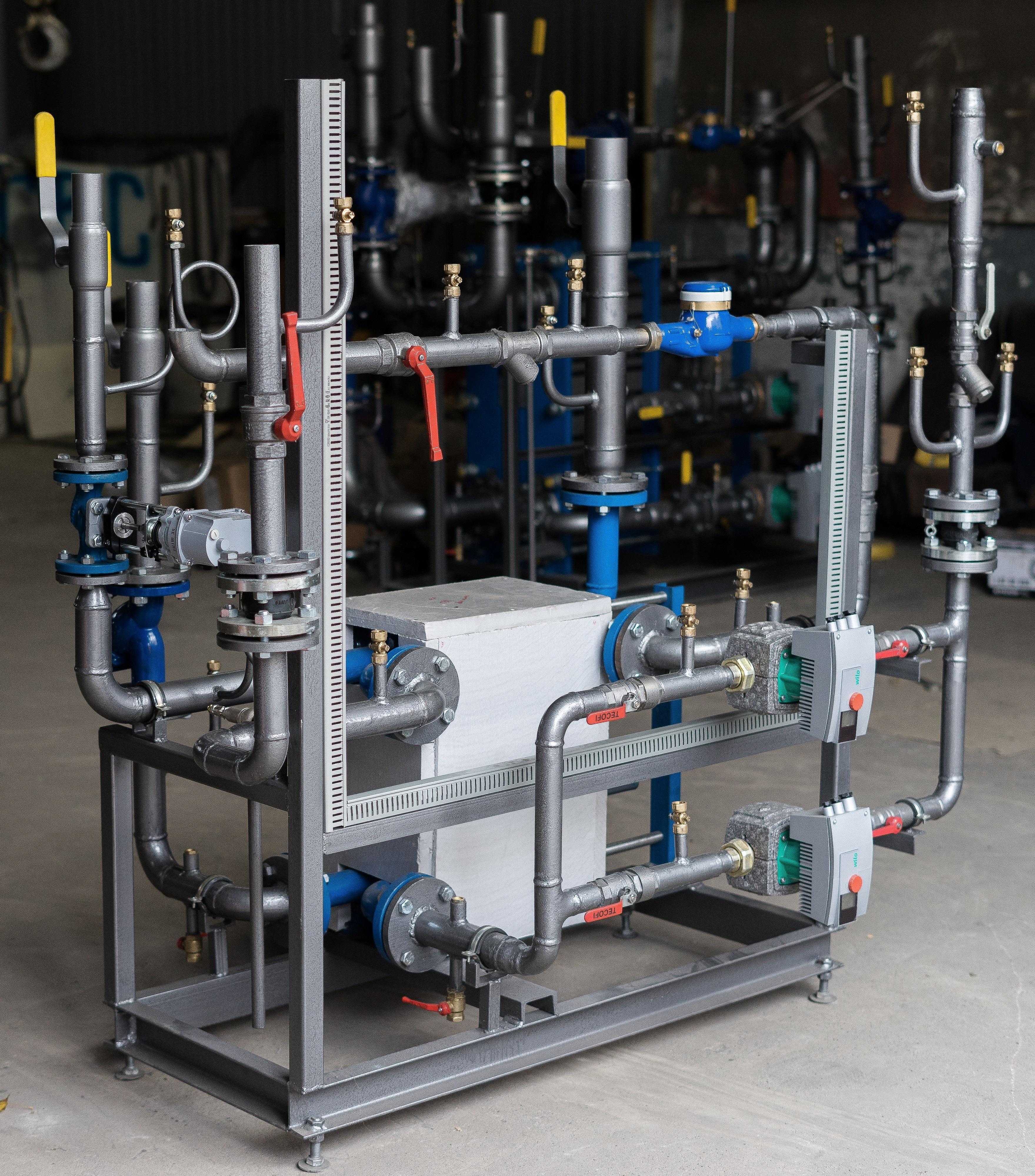 Особенности учета тепловой энергии систем теплоснабжения с использованием итп