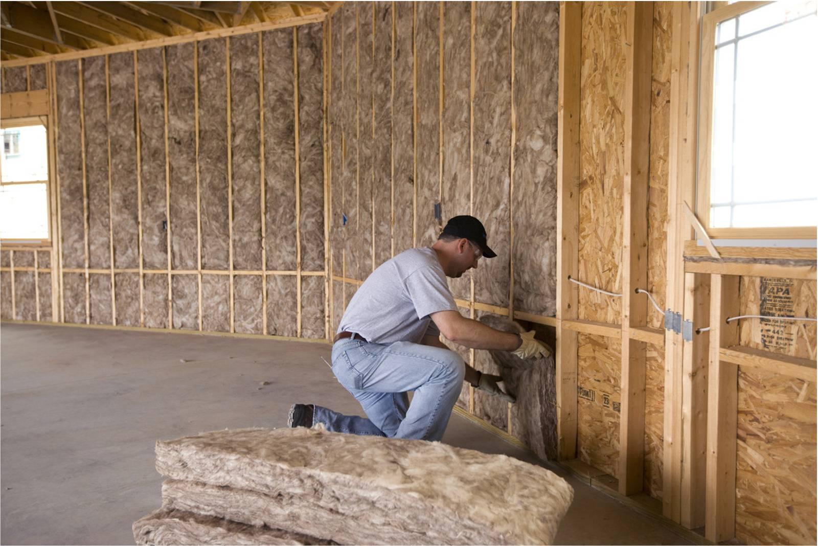 Как утеплить дачный домик - технология утепления и выбор материала
