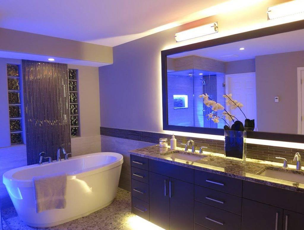 Люстры в ванной комнате, или какие светильники нужны для влажных помещений