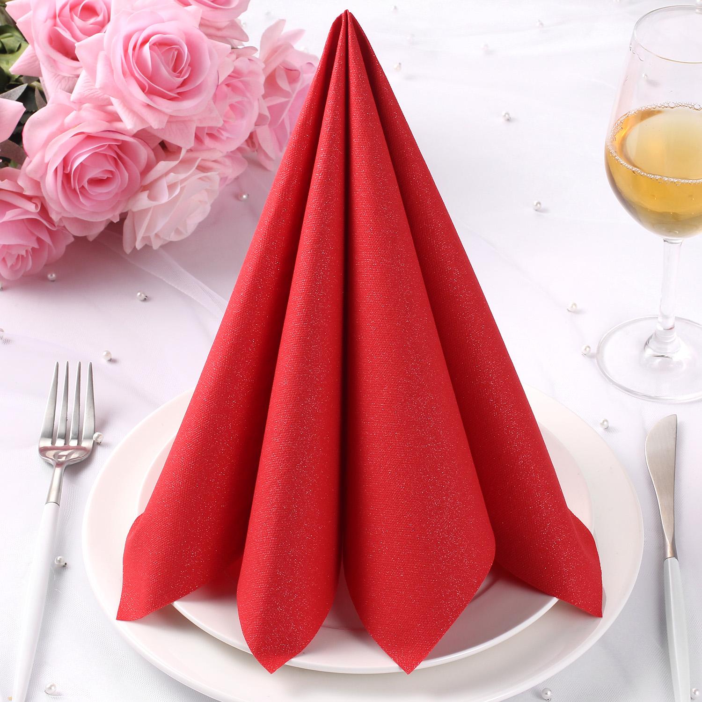 Как красиво сложить бумажные салфетки :: инфониак
