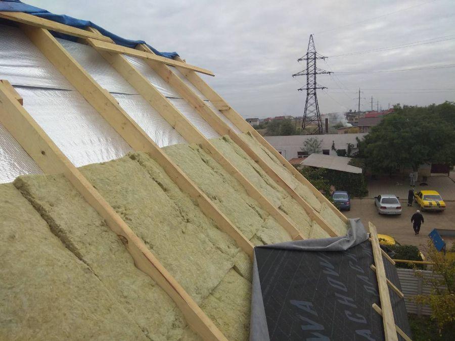 Чем утеплить крышу частного дома – какой утеплитель выбрать для утепления