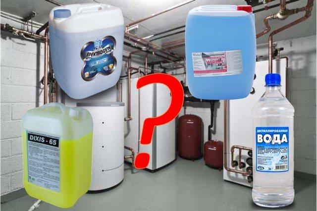 Рейтинг лучших теплоносителей для системы отопления (топ-6) 2020