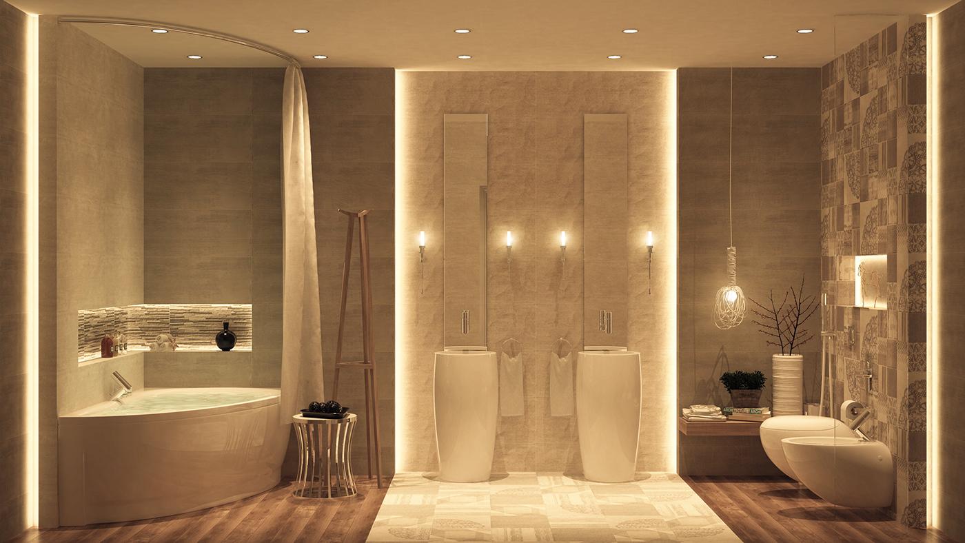 Освещение в ванной комнате – основные нюансы организации и последовательность монтажа. видео