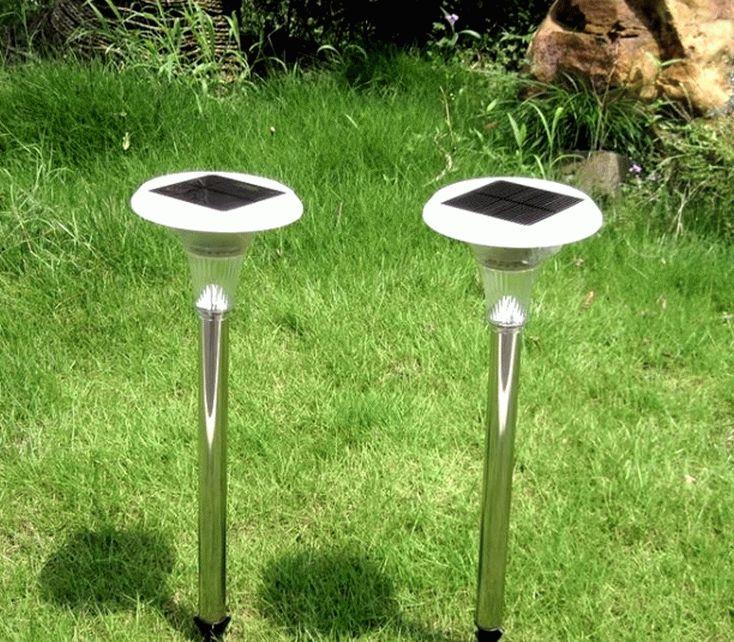 Уличное освещение на солнечных батареях: как собрать систему