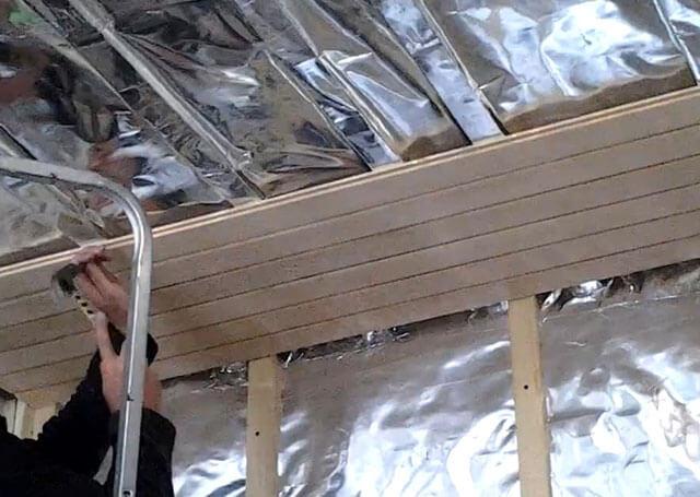 Утепление бани снаружи: теплоизоляция наружных стен деревянной, кирпичной, блочной бани
