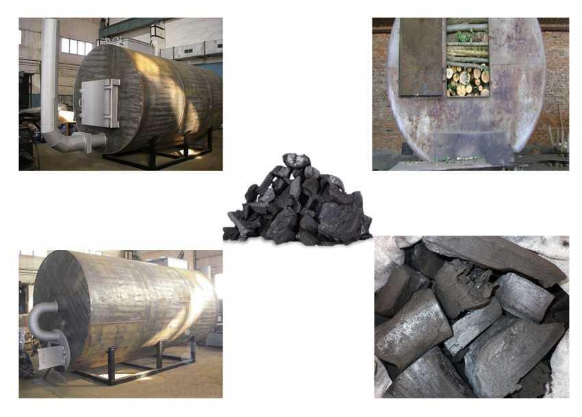 Технологии производства древесного угля: 100 фото лучших технологий и идей производства
