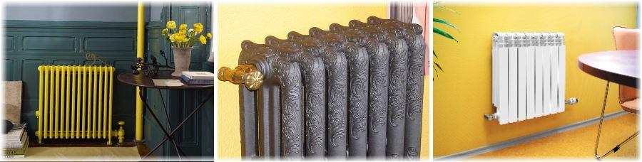 Какие радиаторы лучше для автономного отопления
