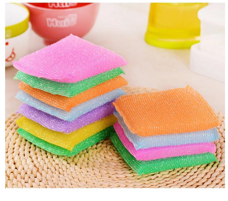 10 скрытых возможностей использования губок для мытья посуды