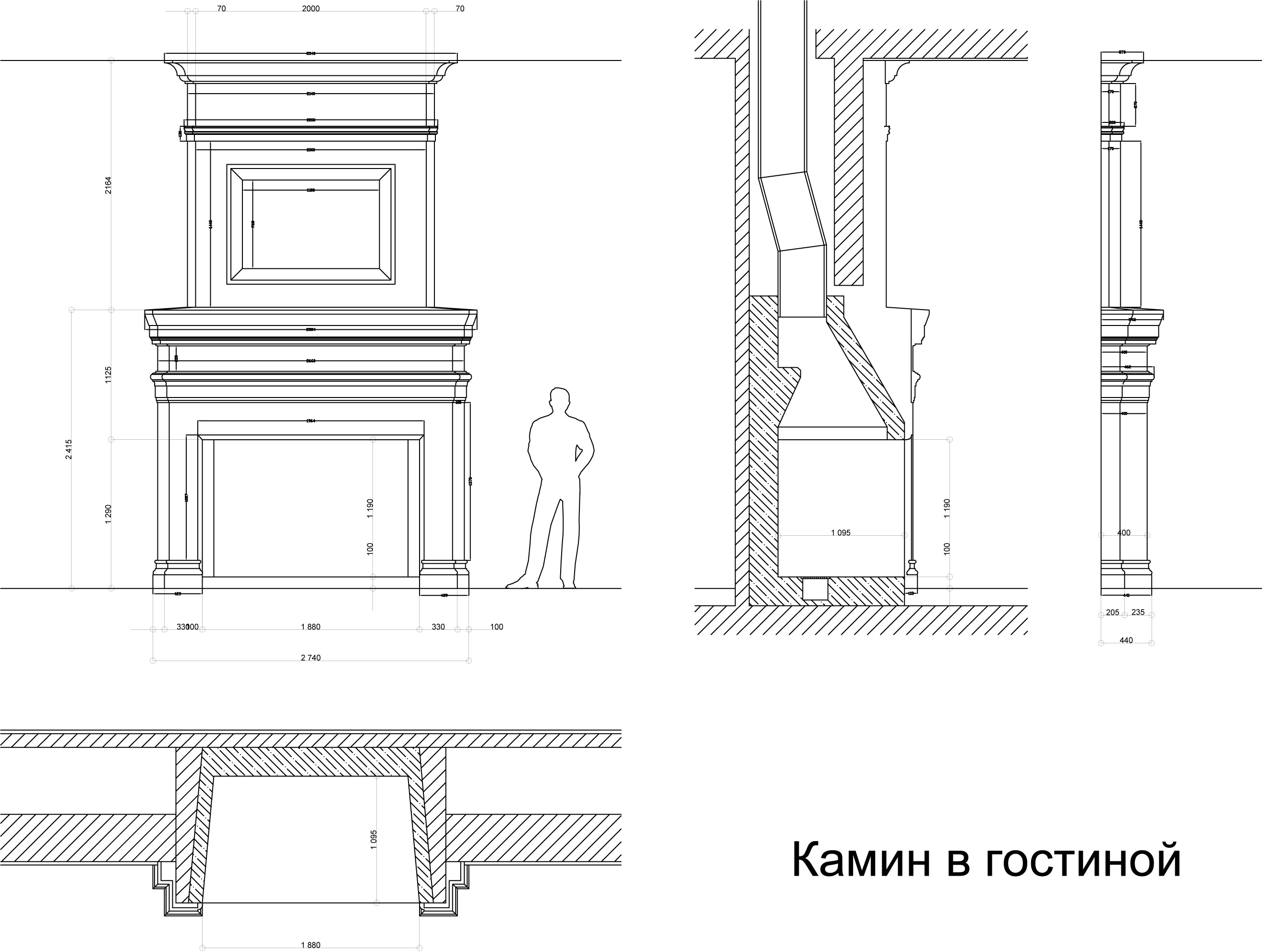 Портал для электрокамина своими руками (с фото и чертежами): как сделать угловой из гипсокартона и прочие варианты