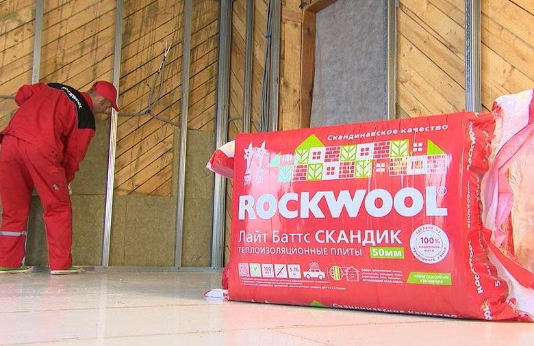 Утеплитель rockwool лайт баттс скандик, технические характеристики