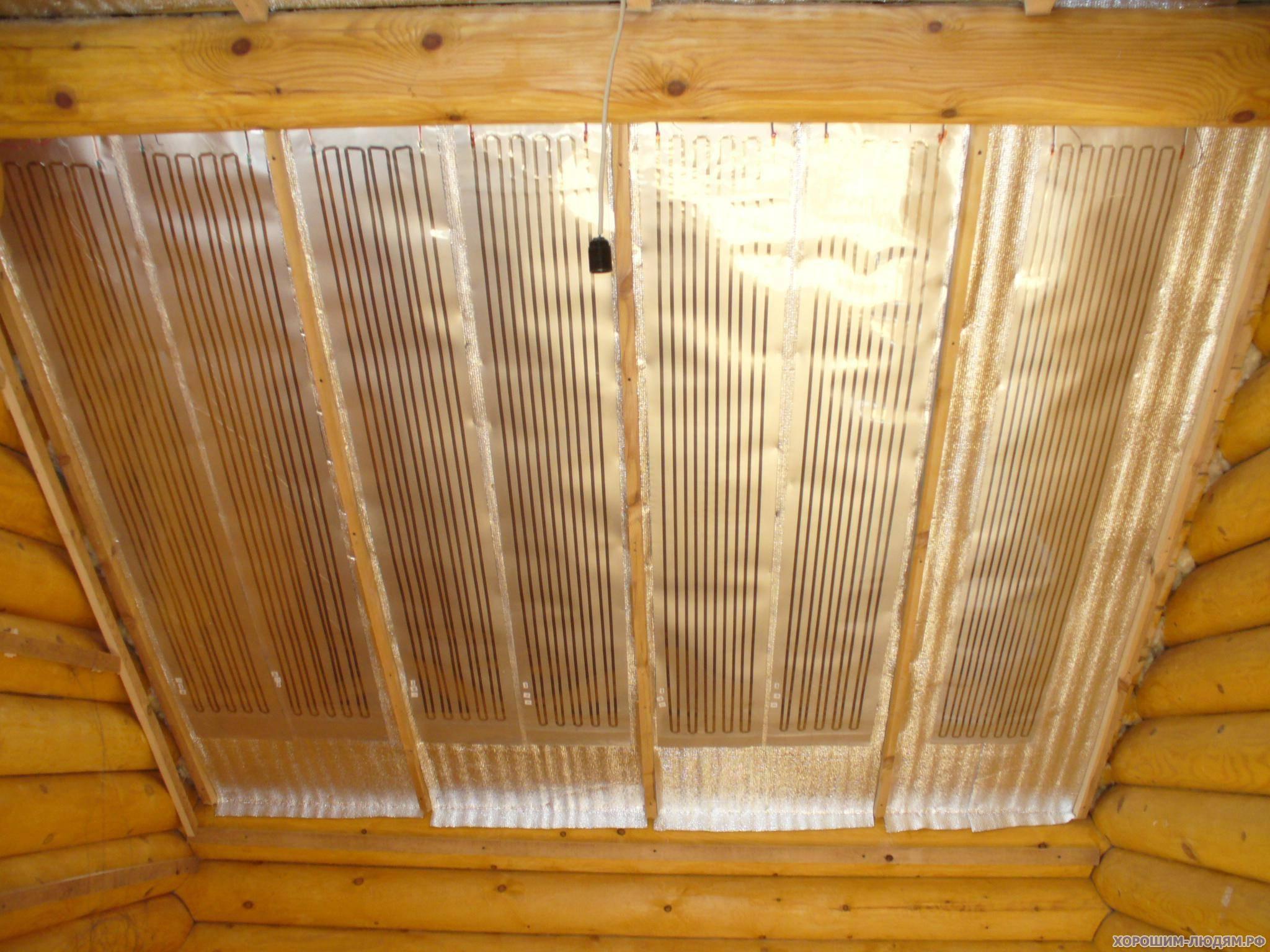 Плёночный обогреватель: типы, преимущества и недостатки инфракрасных нагревателей для дома