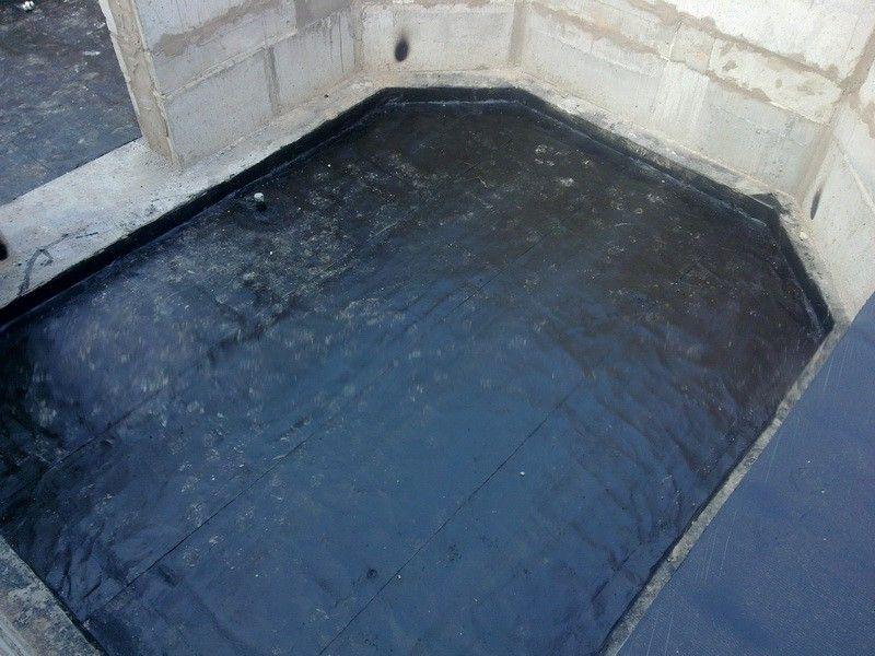 Гидроизоляция пола и стен подвала: нового и существующего, ремонт