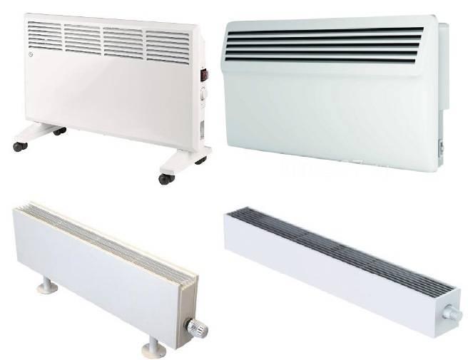 Какой электрический конвектор лучше выбрать для отопления?