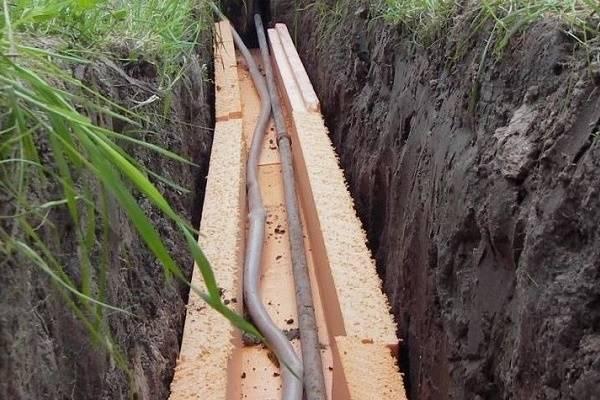Утеплитель для трубы водоснабжения: как утеплить в земле на небольшой глубине