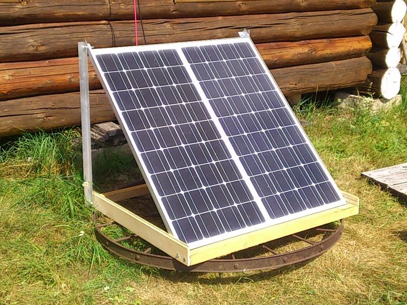 Выбор комплекта солнечных батарей для дачи
