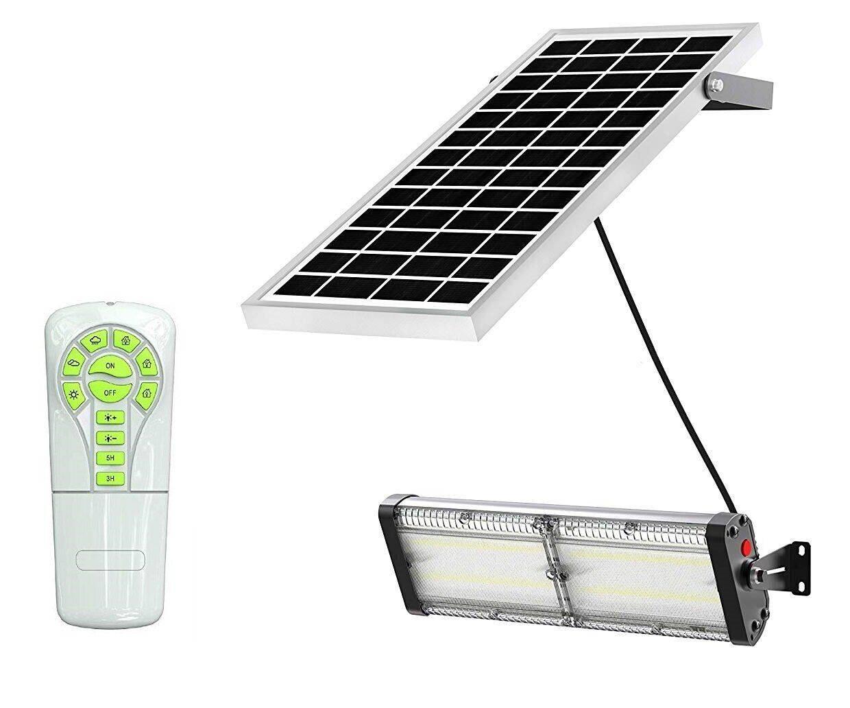 Светодиодные светильники на солнечных батареях: преимущества и особенности использования