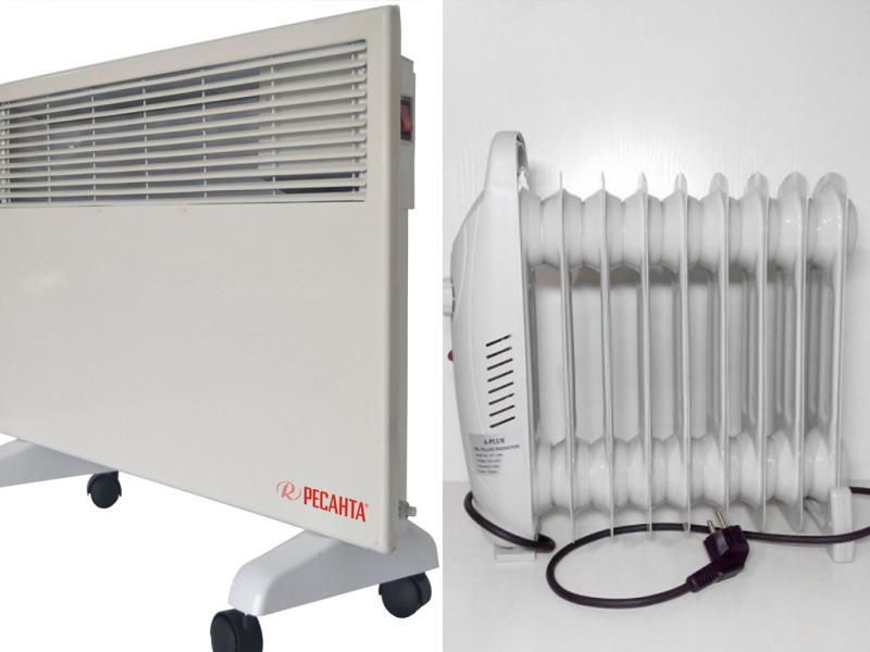 Тепловентилятор или масляный обогреватель — что лучше и экономичнее