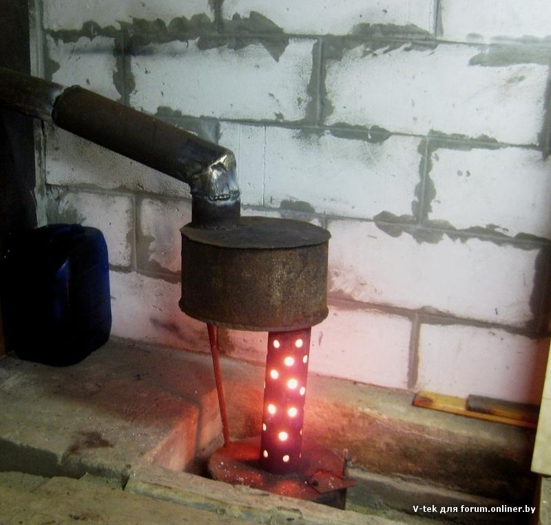 Отопление гаража инфракрасным обогревателем: как сделать бокс тёплым