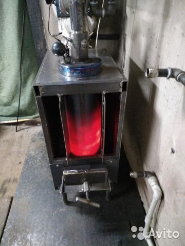 Печь на отработанном масле с водяным контуром: этапы создания самодельного оборудования