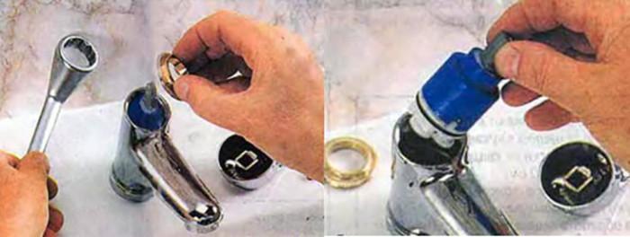 Необходимые инструменты и порядок разборки смесителя