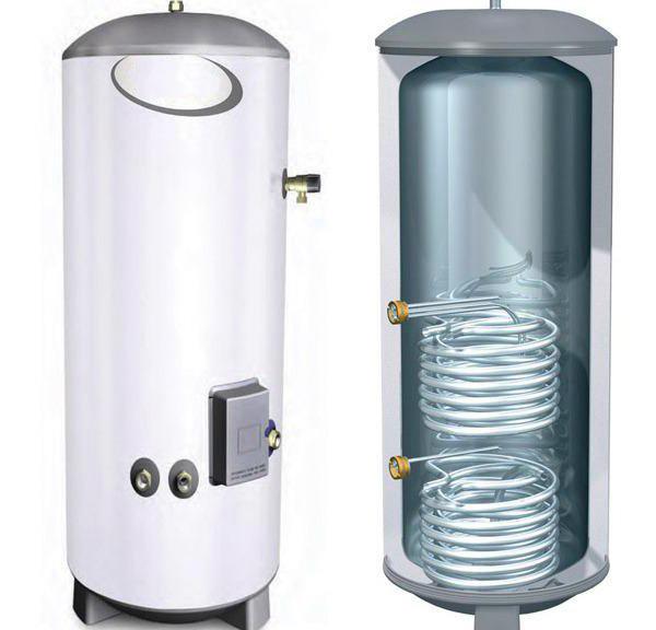 Выбираем газовый бойлер для горячей воды