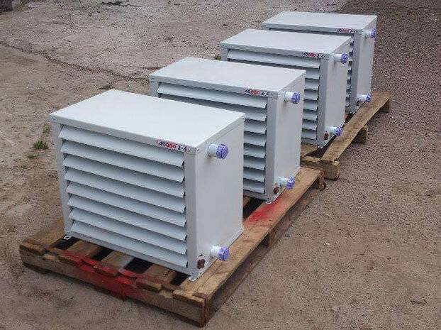 Воздушно-отопительные агрегаты апв, аод, стд, купить в краснодаре.  - myprom.ru