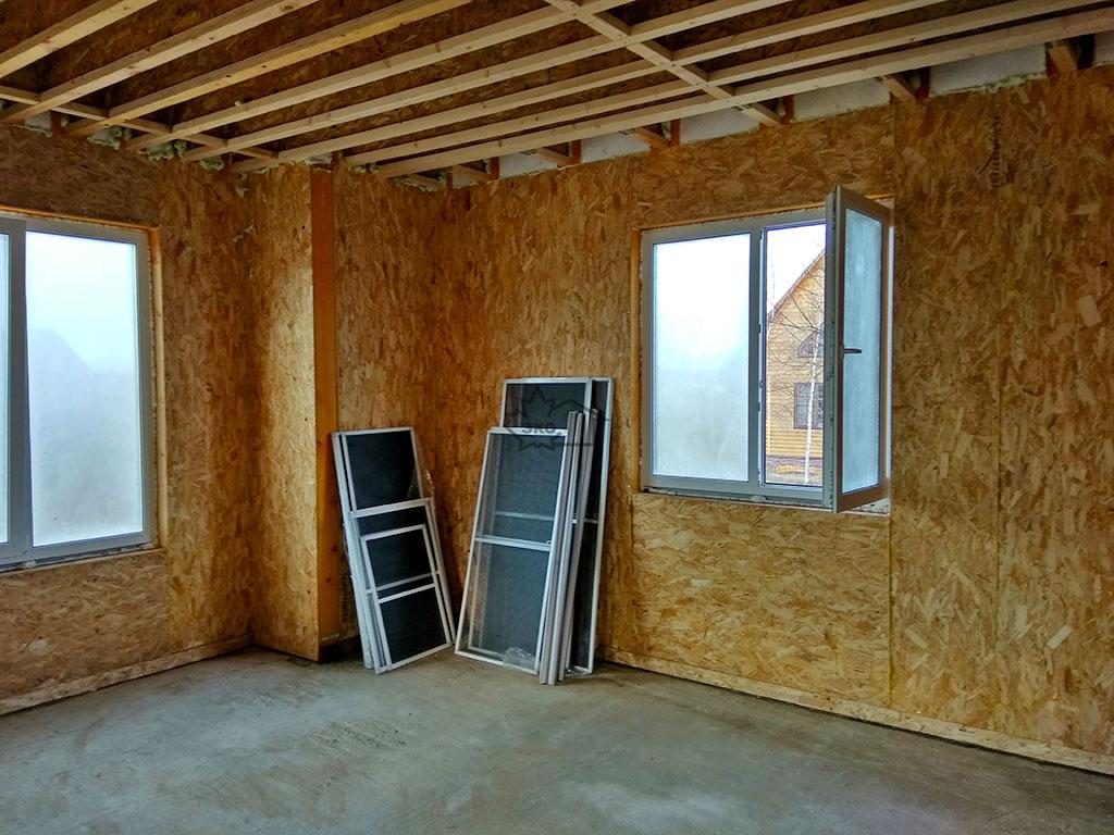 Наружная отделка дома из сип панелей: материалы и варианты оформления фасада