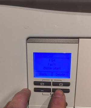 Как исправить ошибку f75 газового котла vaillant (вайлант)