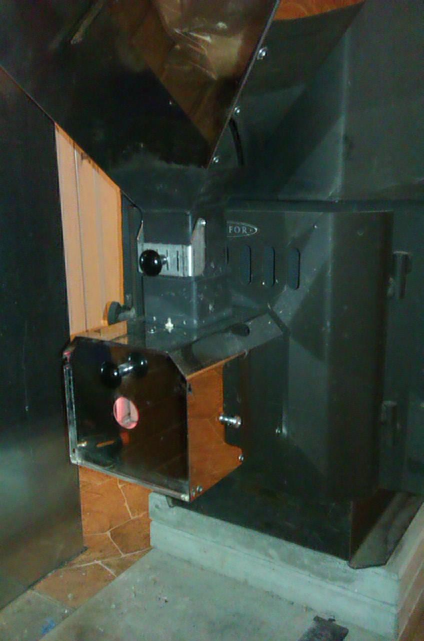 Пеллетная горелка пеллетрон 15 - особенности использования модификаций 10 ма и 15 ма