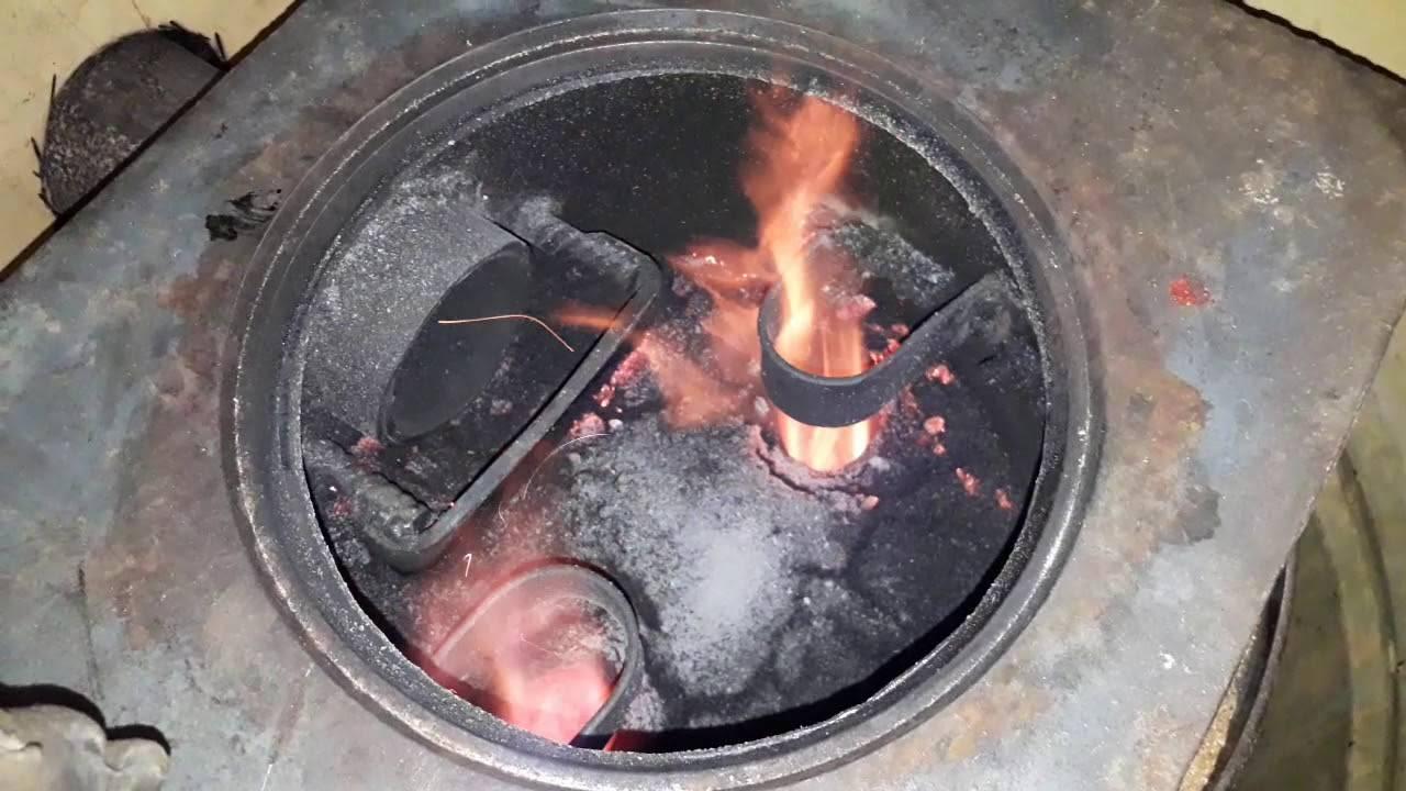 Как сделать печь-буржуйку из газового баллона?