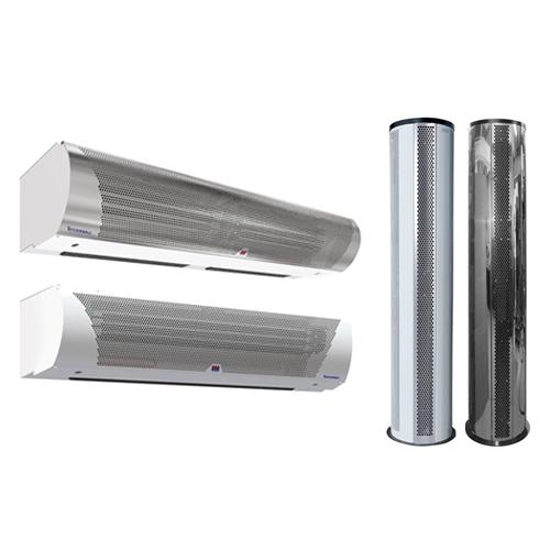Воздушная и тепловая завеса в дом. какую выбрать?