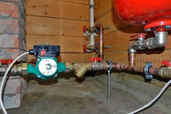 Как происходит замена теплоносителя в системе отопления разных отопительных систем