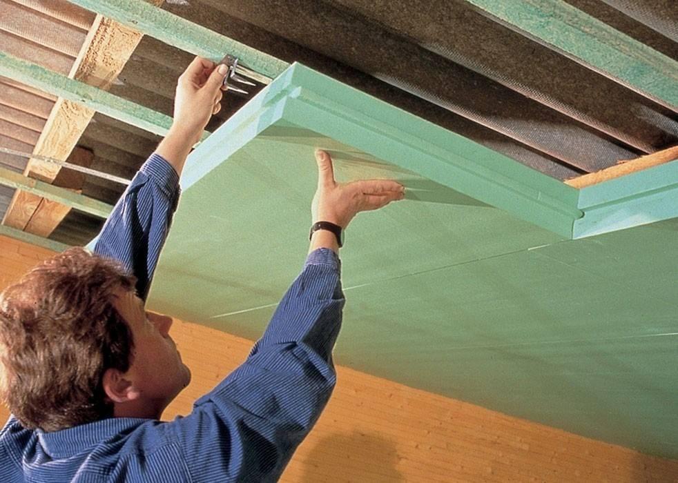 Как утеплить мансарду пенопластом изнутри: инструкция от эксперта