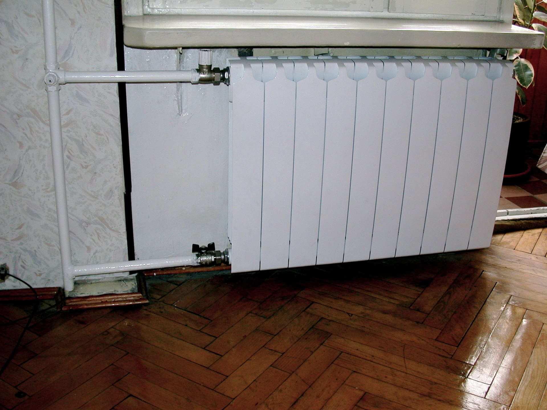 Какой радиатор лучше алюминиевый или биметаллический: плюсы и минусы материалов