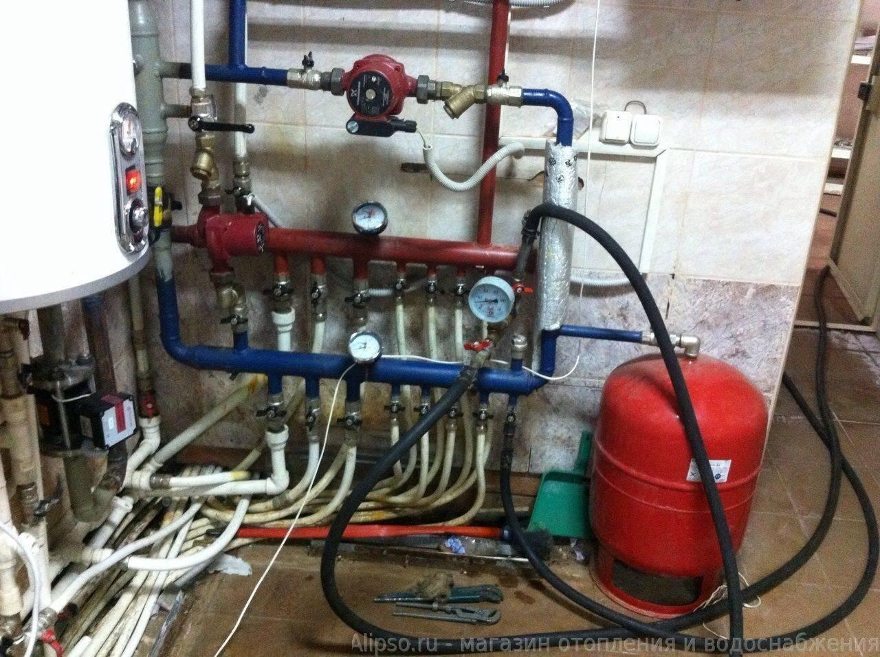 Промывка системы отопления: виды, возможности и способы применения своими руками
