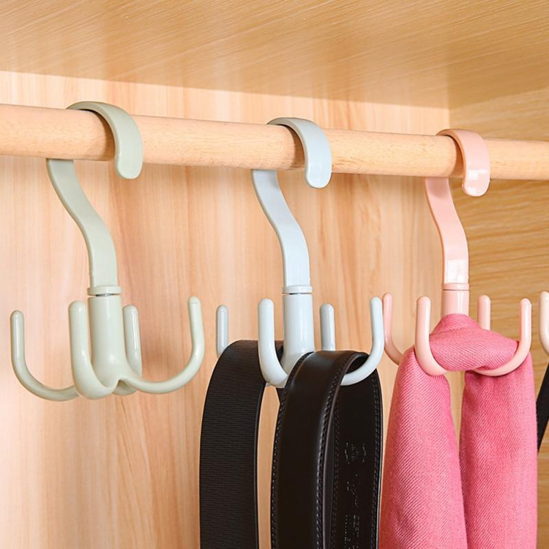 5 необычных способов применения крючков для одежды