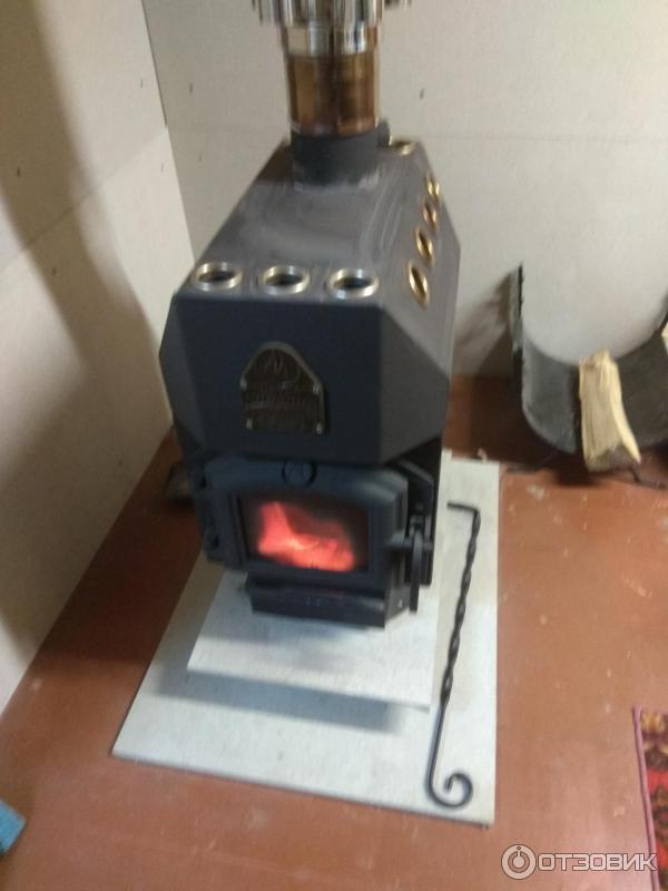 Угольно-дровяная печь профессор бутаков профессор