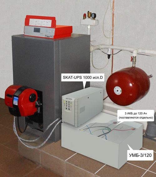 Бесперебойник для газового котла: что нужно знать об этом оборудовании